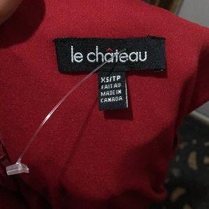 2/30$ Le Chateau red dress